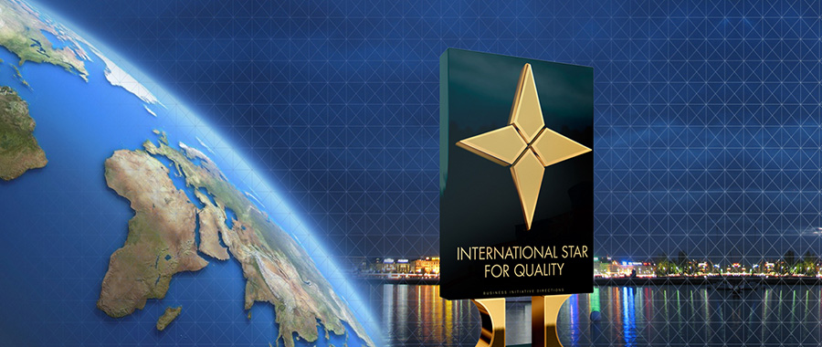 International Star Award for Quality